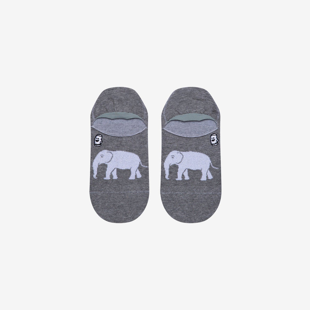 White Elephant Crew Socks