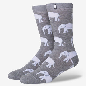 Load image into Gallery viewer, Hilarious Elephant Socks