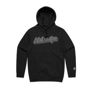 Spaced Out Hoodie Black