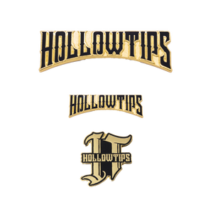 Hollowtips Pins