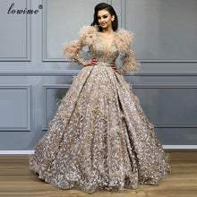 Laden Sie das Bild in den Galerie-Viewer, Plus Size Middle East Lace Prom Dress 2021 new