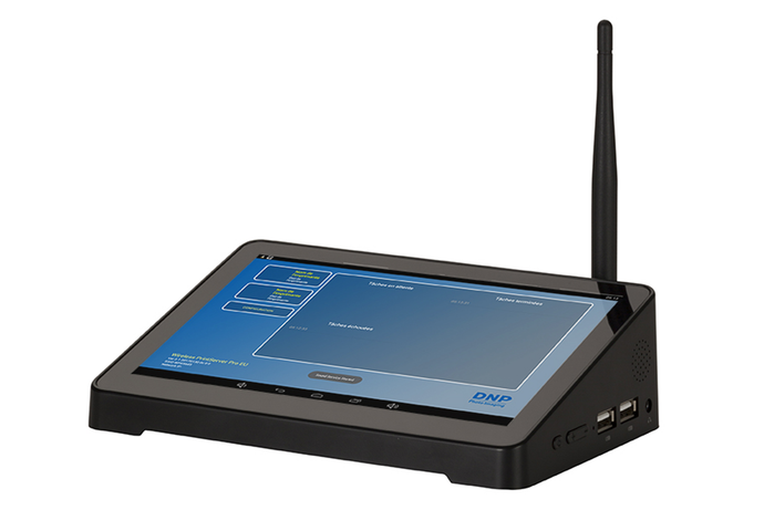 DNP WPS Wireless Print Server Pro Produktabbildung
