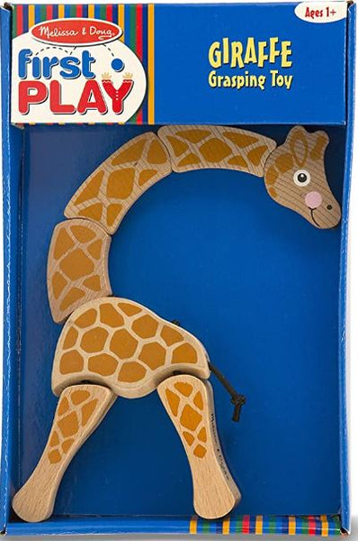 Melissa & Doug First Play Giraffe Grasping Toy
