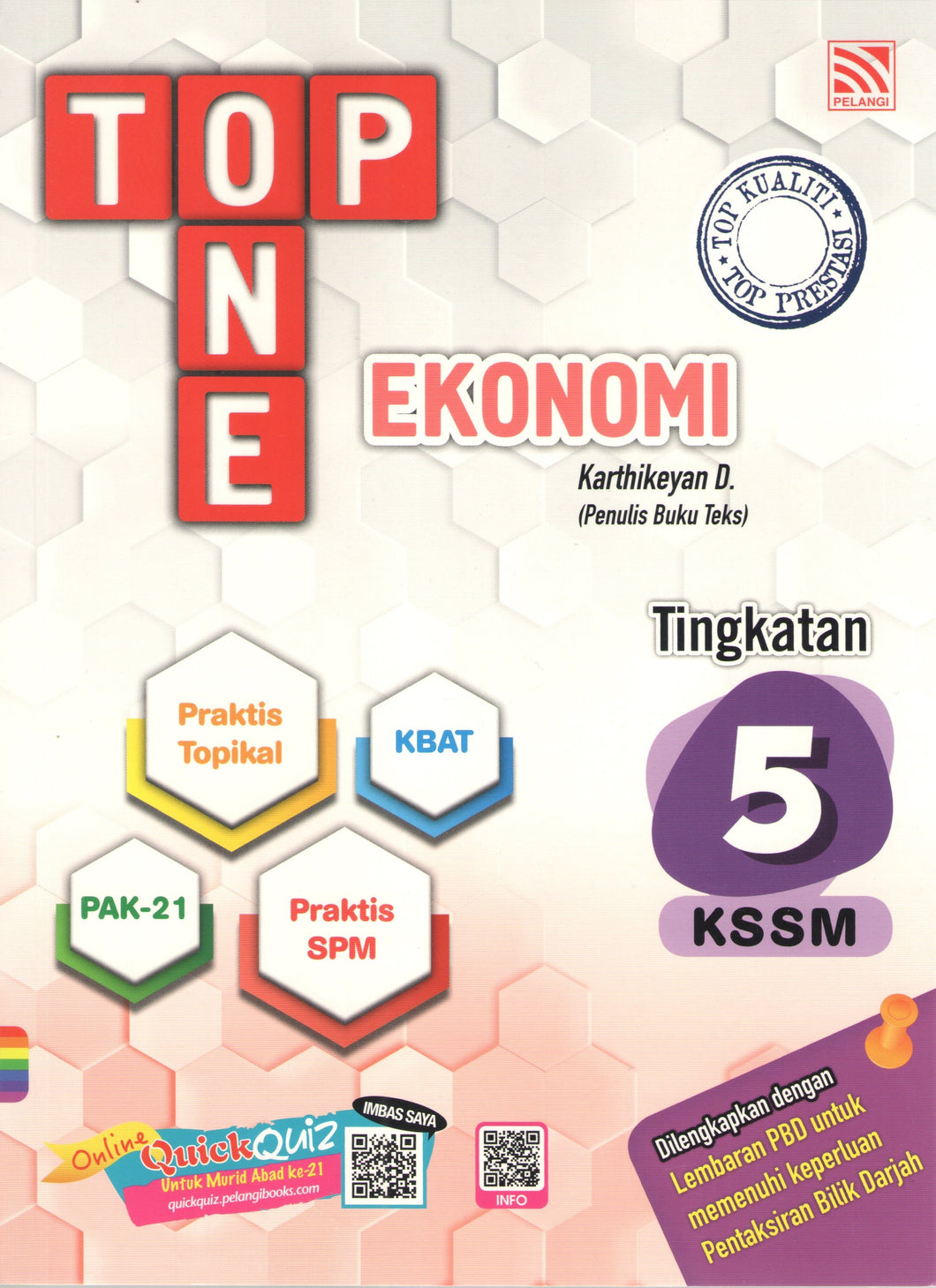 Top One Ekonomi Tingkatan 5
