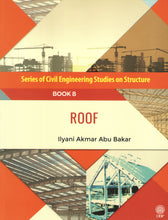 Load image into Gallery viewer, Series of Civil Engineering Studies on Structure: Book 8 Roof