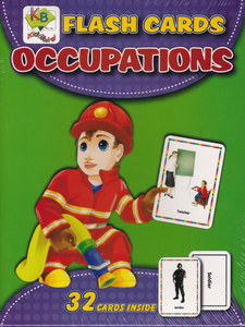 Flashcards Occupations