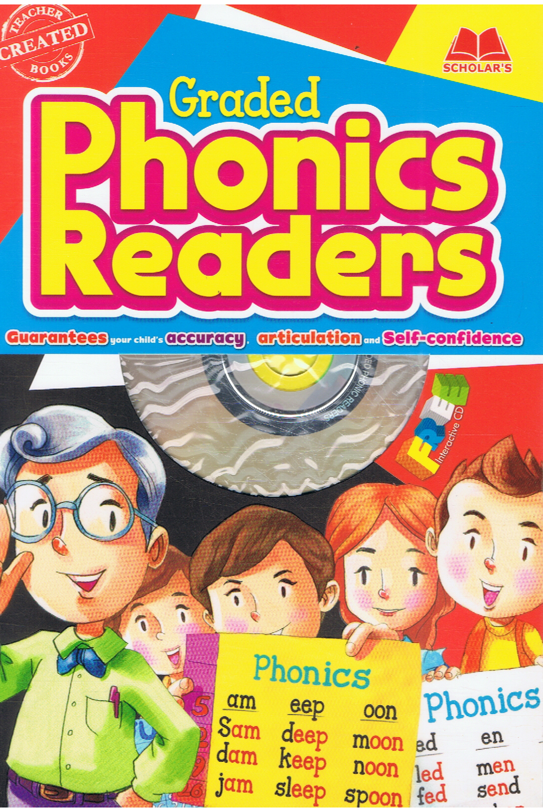 Graded Phonics Readers