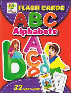 Flashcards: ABC Alphabets
