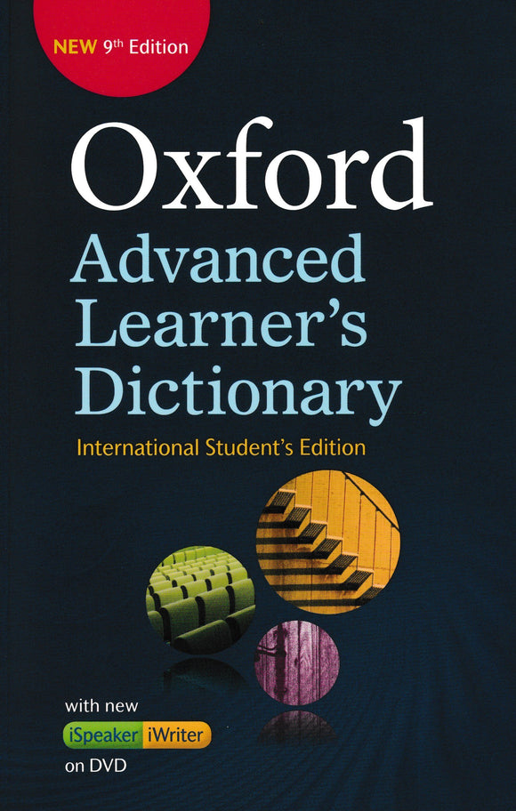 Oxford Advanced Learner's Dictionary International Student's Edition: 9th Edition With DVD