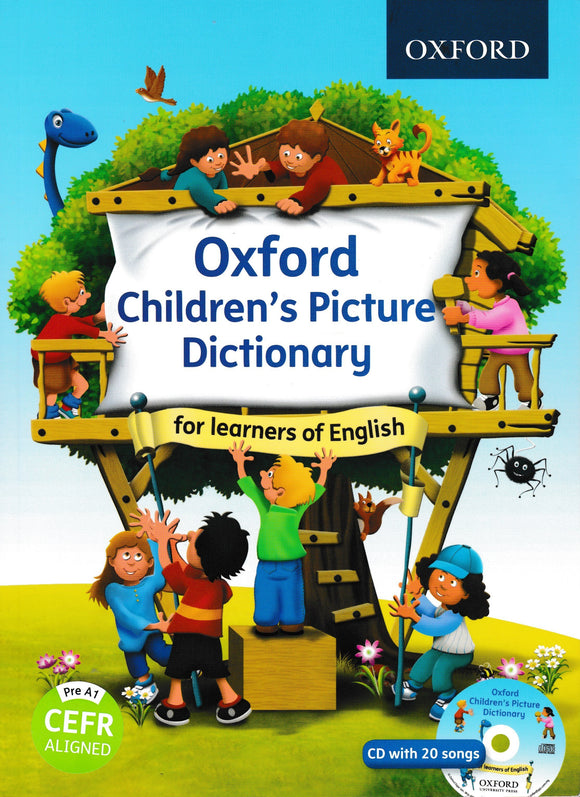 Oxford Children's Picture Dictionary For Learners Of English CD With 20 Songs