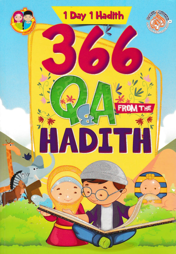 1 Day 1 Hadith: 366 Q & A From The Hadith