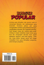 Load image into Gallery viewer, DBP: Antologi Cerpen: Burger Popular