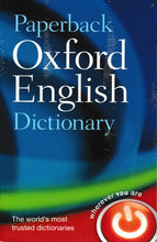 Load image into Gallery viewer, OxfordUniversityPress: Oxford English Dictionary Paperback