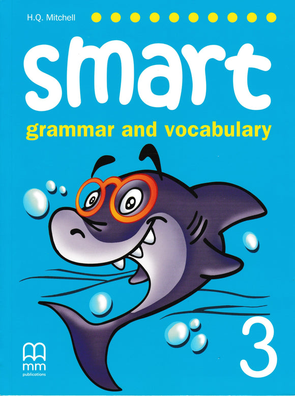 Buku Teks Get Smart Grammar And Vocabulary 3 Year 3 Textbook