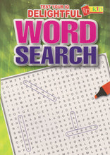 Load image into Gallery viewer, Edukid: Test Your IQ: Delightful Word Search