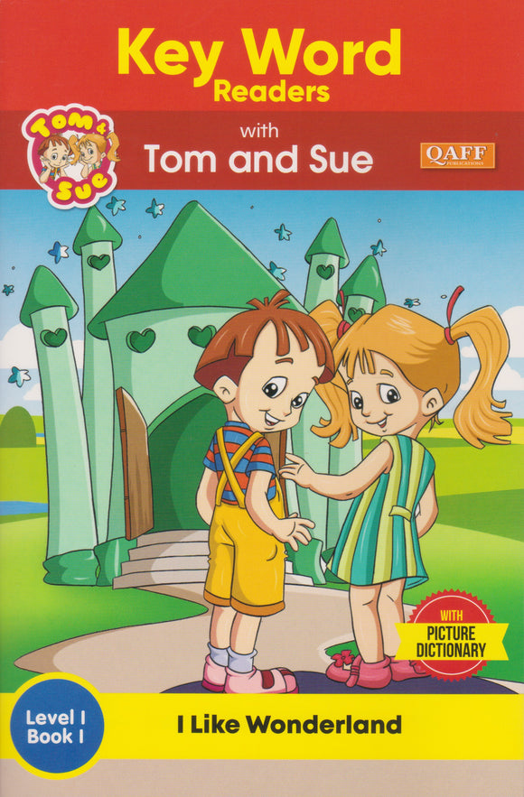 Key Words Readers with Tom And Sue ( 12 Books )