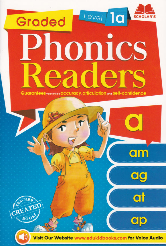 Graded Phonics Readers Level 1a - 3d