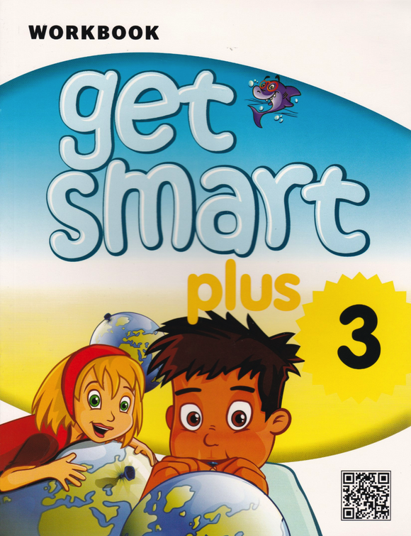 Buku Aktiviti Get Smart Plus 3 Workbook Year 3 Activity Book