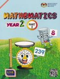Buku Teks Mathematics Year 2 Part 2 DLP Textbook