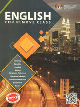 Load image into Gallery viewer, ArasMega: Buku Teks English Kelas Peralihan / Remove Class Textbook