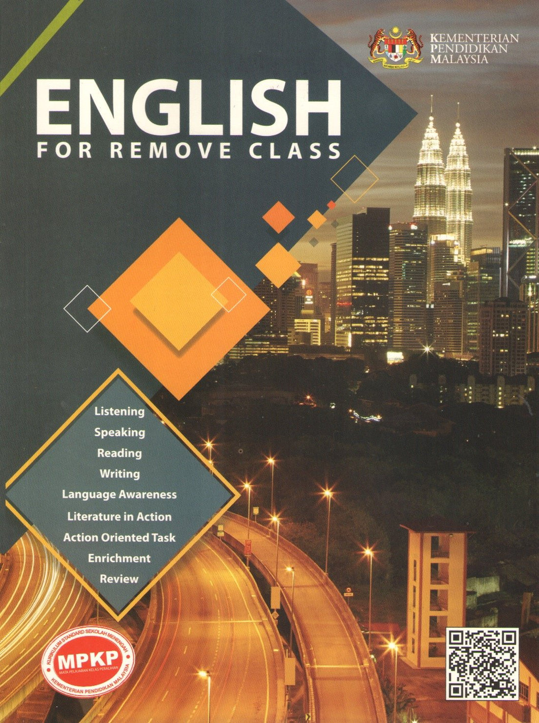 ArasMega: Buku Teks English Kelas Peralihan / Remove Class Textbook