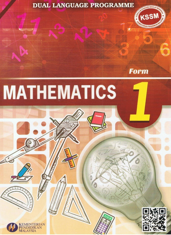 Buku Teks Mathematics Form 1 DLP Textbook