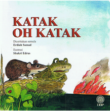 Load image into Gallery viewer, DBP: Katak Oh Katak