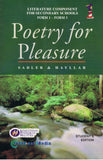 Buku Teks Komsas Poetry For Pleasure Form 1 Literature Component Textbook