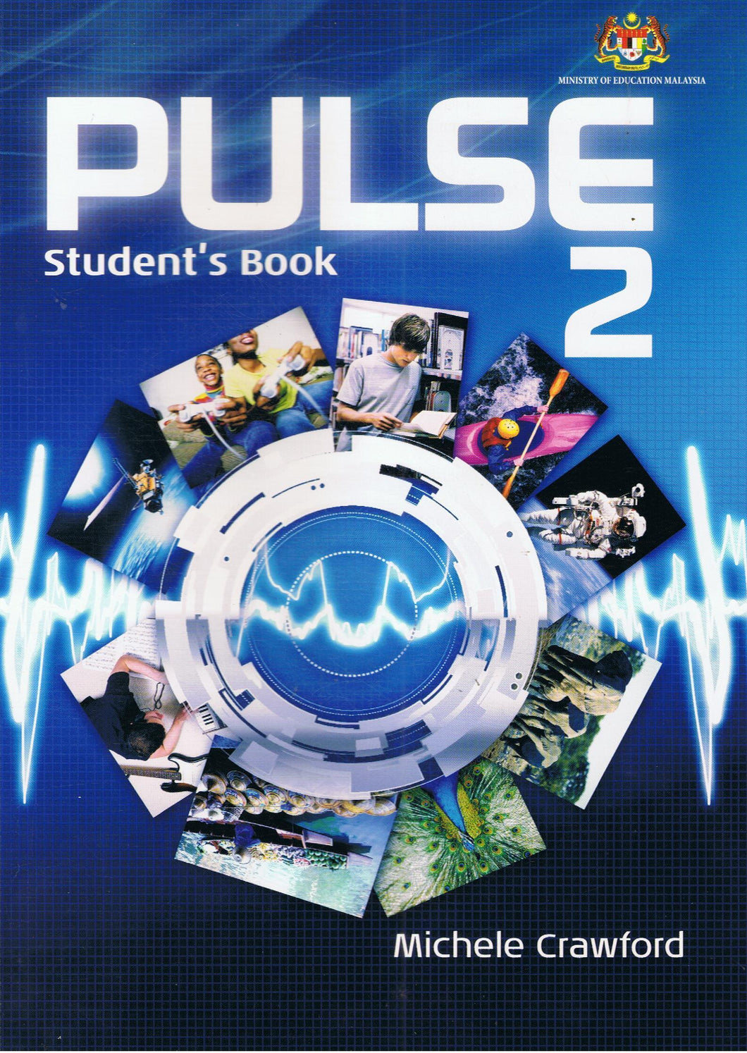 Buku Teks Pulse 2 Form 2 Textbook