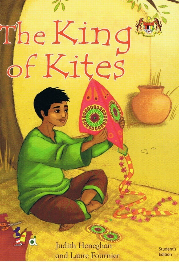 Buku Teks Komsas The King Of Kites Year 4 Literature Component Textbook
