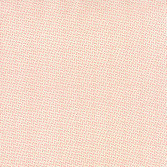 Pink pin dot cotton fabric by Fleur + Dot. Made in the USA.