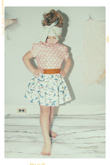 The High Waist Skirt and Sash | Downloadable Sewing Pattern