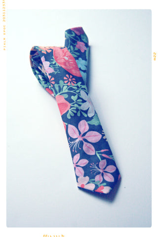 IN THE FIELD | Boys' Cotton Slim Fit Necktie