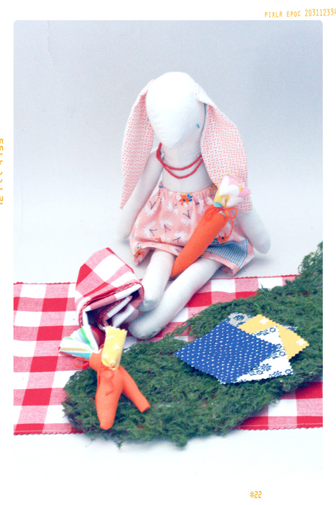 Let's Picnic Blanket x Accessories