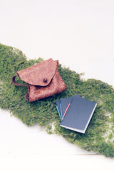 (Faux) Leather Backpack x Journal Sets