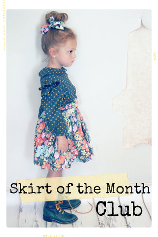 Skirt of the Month CLUB
