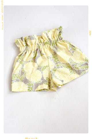 The Sun Flare Ruffle Top Shorts