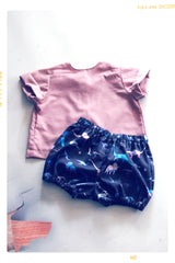The Earth Giant Bloomer Bubble Shorts | The Star Child Collection