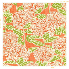 Spring Pink Floral | Cotton Fabric by the Yard