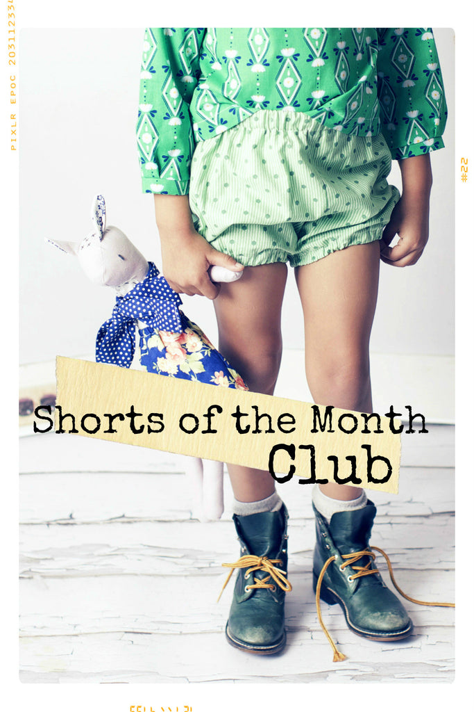 Shorts of the Month CLUB