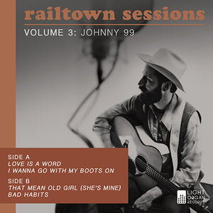 Railtown Sessions Volume 3. Johnny 99