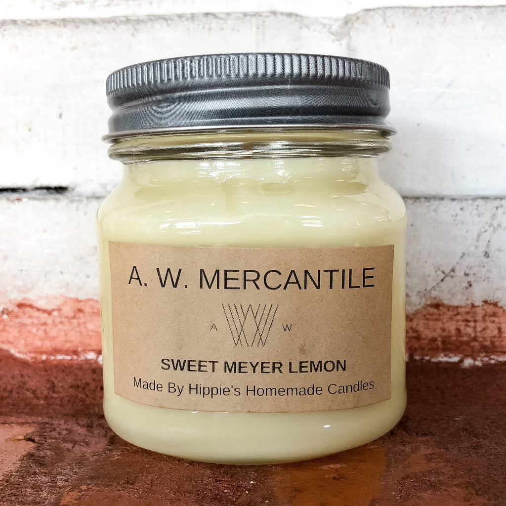 Sweet Meyer Lemon Candle