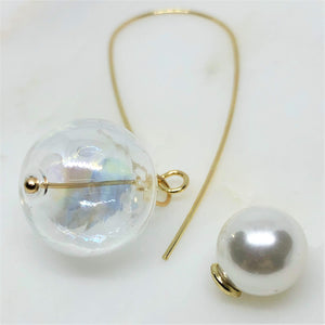 Pearl & Glass Threaders