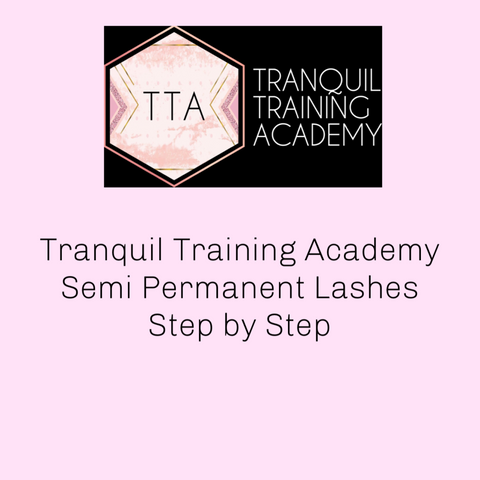 Online semi permanent lash course