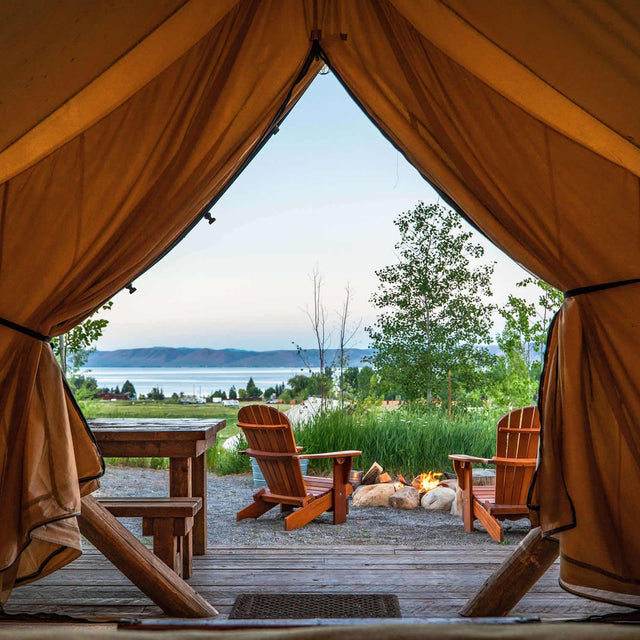 Get your must-have accessories for Glamping