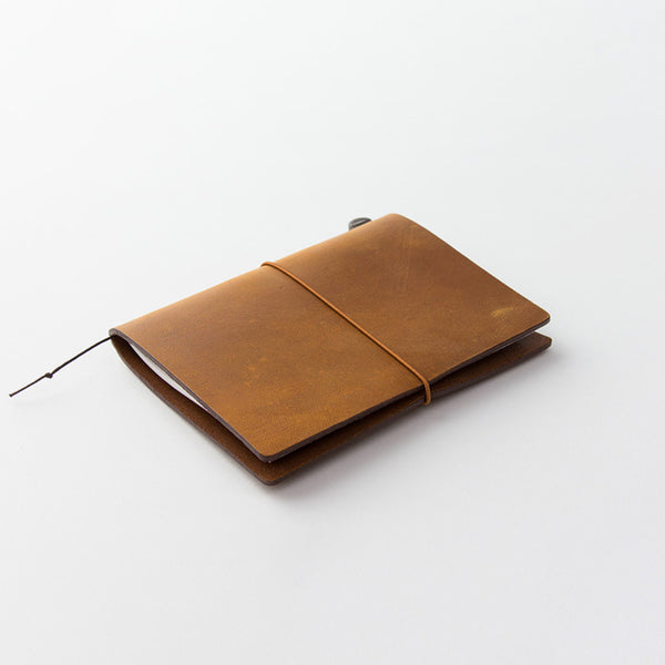 TRAVELER'S notebook <Passport Size> Camel - The Outsiders