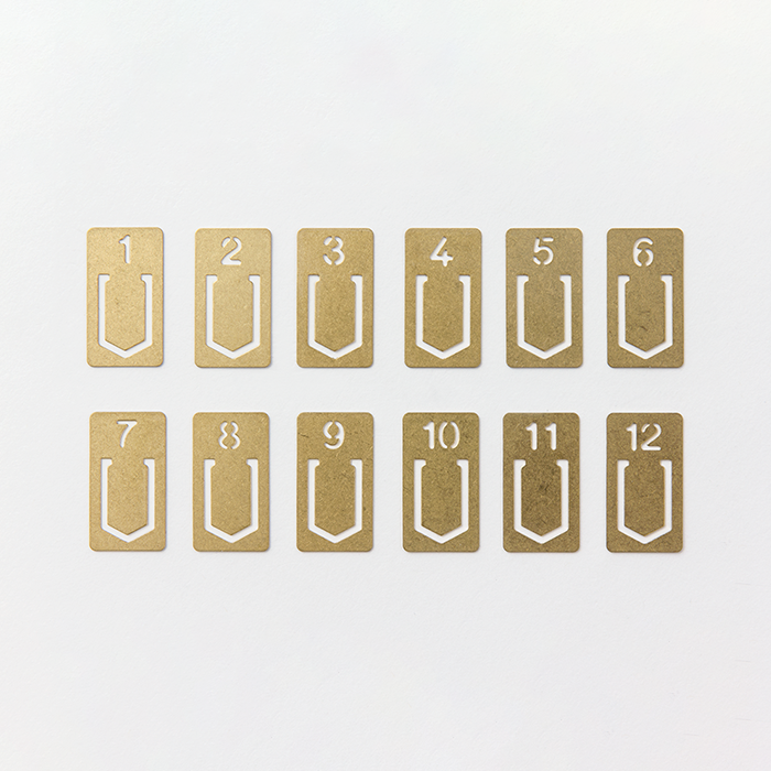 BRASS CLIPS Number - The Outsiders