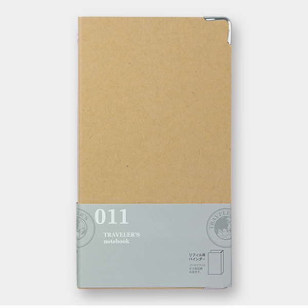 TRAVELER'S notebook Binder for Refills 011 - The Outsiders