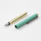 Limited Edition BRASS Fountain Pen Factory Green - The Outsiders