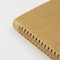 TRC SPIRAL RING NOTEBOOK <B6> DW Kraft - The Outsiders